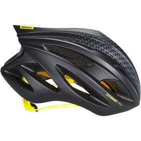 Mavic Cosmic Pro Helmet Men black/yellow mavic